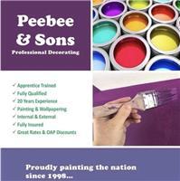 Peebee & Sons Professional Decorators