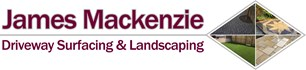 James Mackenzie Driveway Surfacing and Landscaping