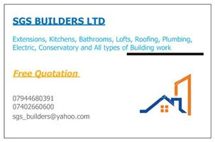SGS Builders Ltd