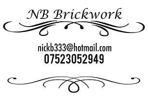 NB Brickwork