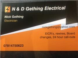 N & D Gething Electrical