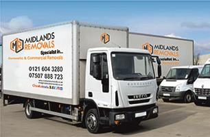 Midlands Removals