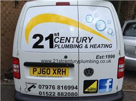 21st Century Plumbing & Heating (Lincoln) Ltd