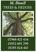 M Bissell Trees & Hedges Ltd
