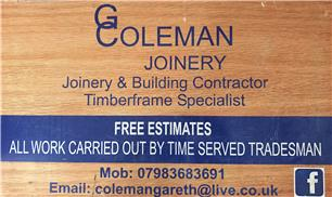 G. Coleman Joinery & Building