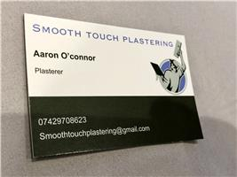 Smooth Touch Plastering