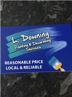 L Downing Painting and Decorating Services