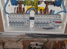 Replacement fuse board
