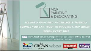 M C R Painting and Decorating