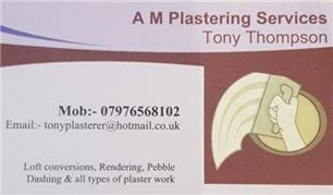 A.M. Plastering Services