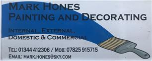 Mark Hones Painting & Decorating