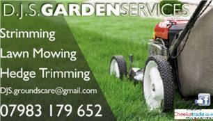 DJS Garden Services