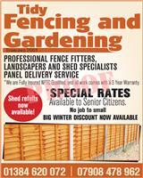 Tidy Fencing