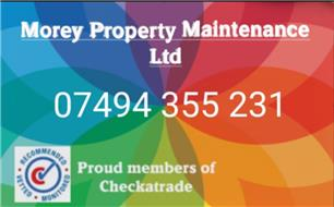 Morey Property Maintenance Ltd