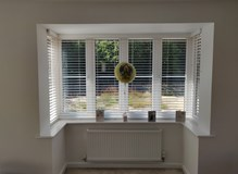 Bay Window Venetians