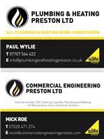 Plumbing & Heating Preston Ltd