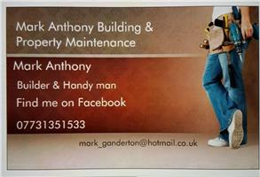 Mark Anthony Building & Property Maintenance