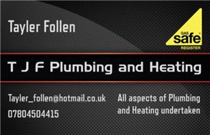 T J F Plumbing and Heating
