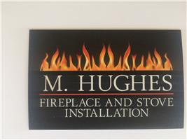 M Hughes Fireplace and Stoves Building