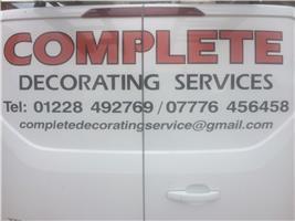Complete Decorating Service