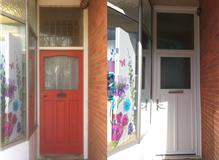 Before & After - With thanks to Julian, Rectory Road