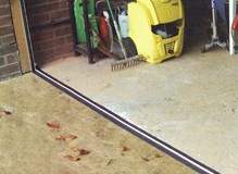 Garage Threshold Strips