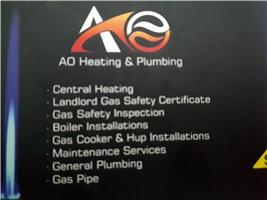 AO Heating and Plumbing Ltd