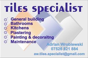 Tiles Specialist