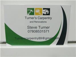 Turners Carpentry & Renovations