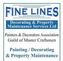 Fine Lines Decorating and Property Maintenance Service Ltd