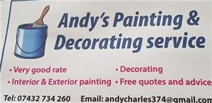 Andrew Parrott Painter & Decorator