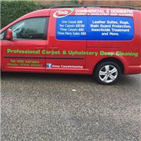 C&D Carpet & Upholstery Cleaning