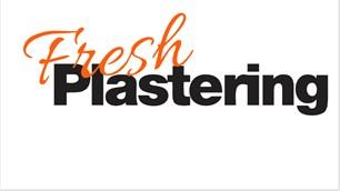 Fresh Plastering