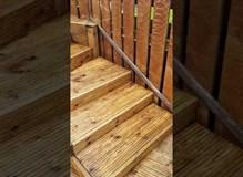 Powerwash Timber Decking Result