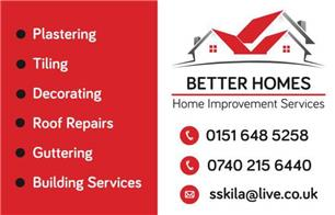 Better Homes NW