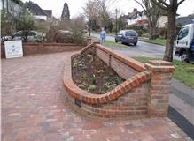 Trough Planter, Carshalton Beeches, Surrey