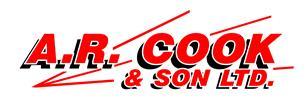 A.R Cook & Son (Plant Hire) Ltd