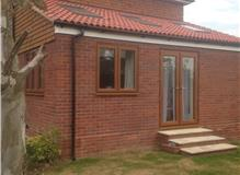 Emsworth Finished Extension (Front view)