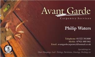 Avantgarde Carpentry Services and Home Improvements