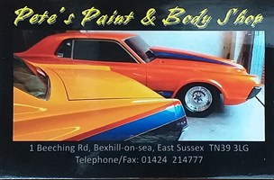 Pete's Paint Shop