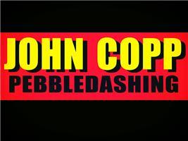 John Copp Pebbledashing