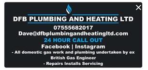 DFB Plumbing and Heating Ltd