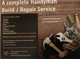 AM Handyman Services