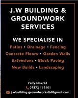 J W Building and Groundwork Services