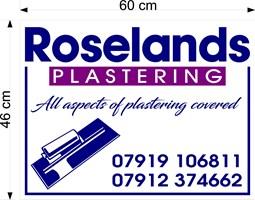 Roselands Plastering