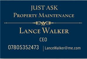 Just Ask Property Maintenance Ltd