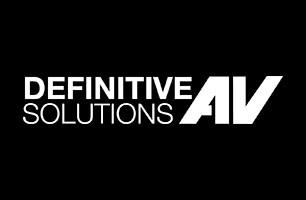 Definitive AV Solutions Ltd