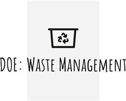 DOE: Waste Management