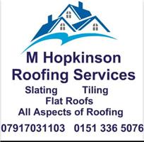 M Hopkinson Roofing Services