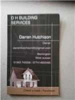 DH Building Services & Sons